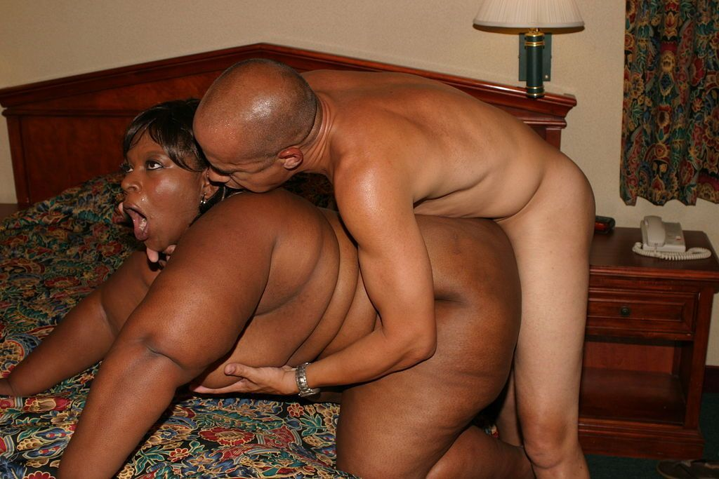Black big sugar mummy fat pussy and big ass
