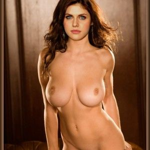 Hot naked bad girl