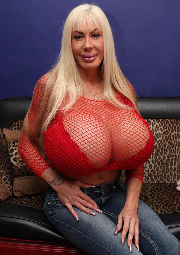 Granny sexy boobs tits breasts
