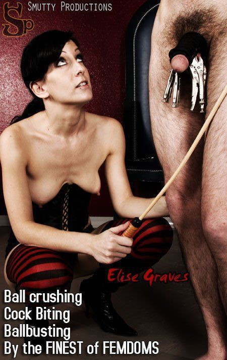 Shaving stories and ball cock torture