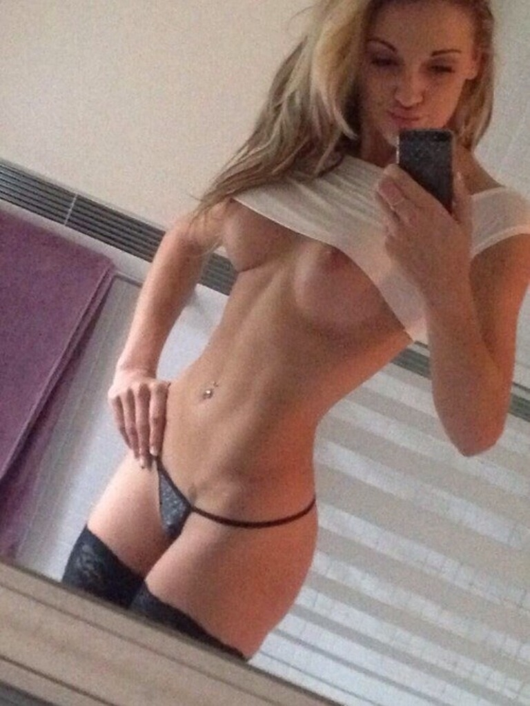 Hot nude self shots
