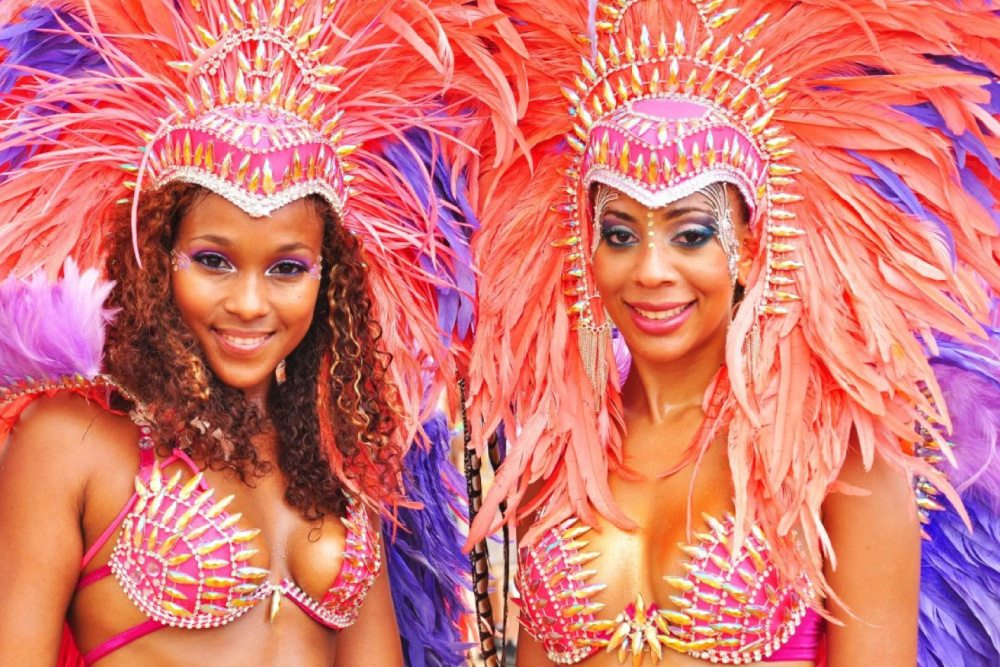 Trinidad and tobago beautiful women