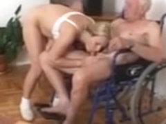 Porn vintage older man