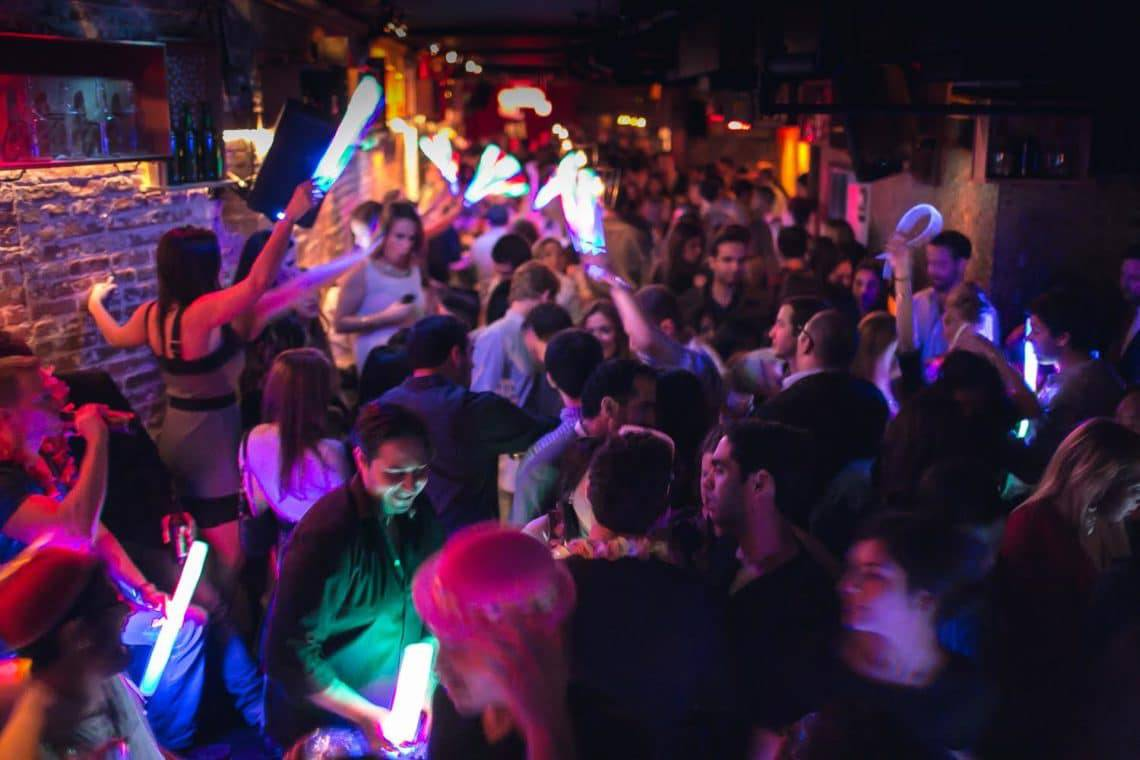 Sex clubs in nyc
