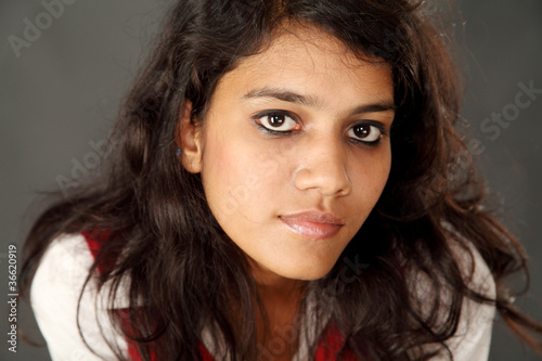 Teen young indian girl