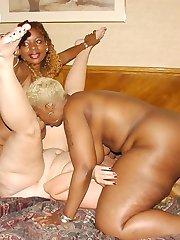 Huge black fat butt in sex