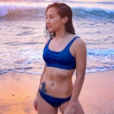 Pinay celebrity bikini nude at beach