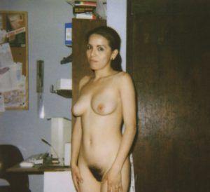 Busty natural beauty hot naked