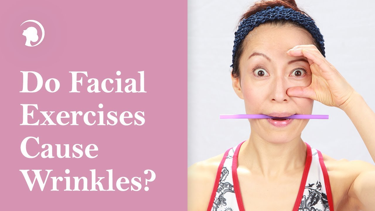 Facial exercise clinical study