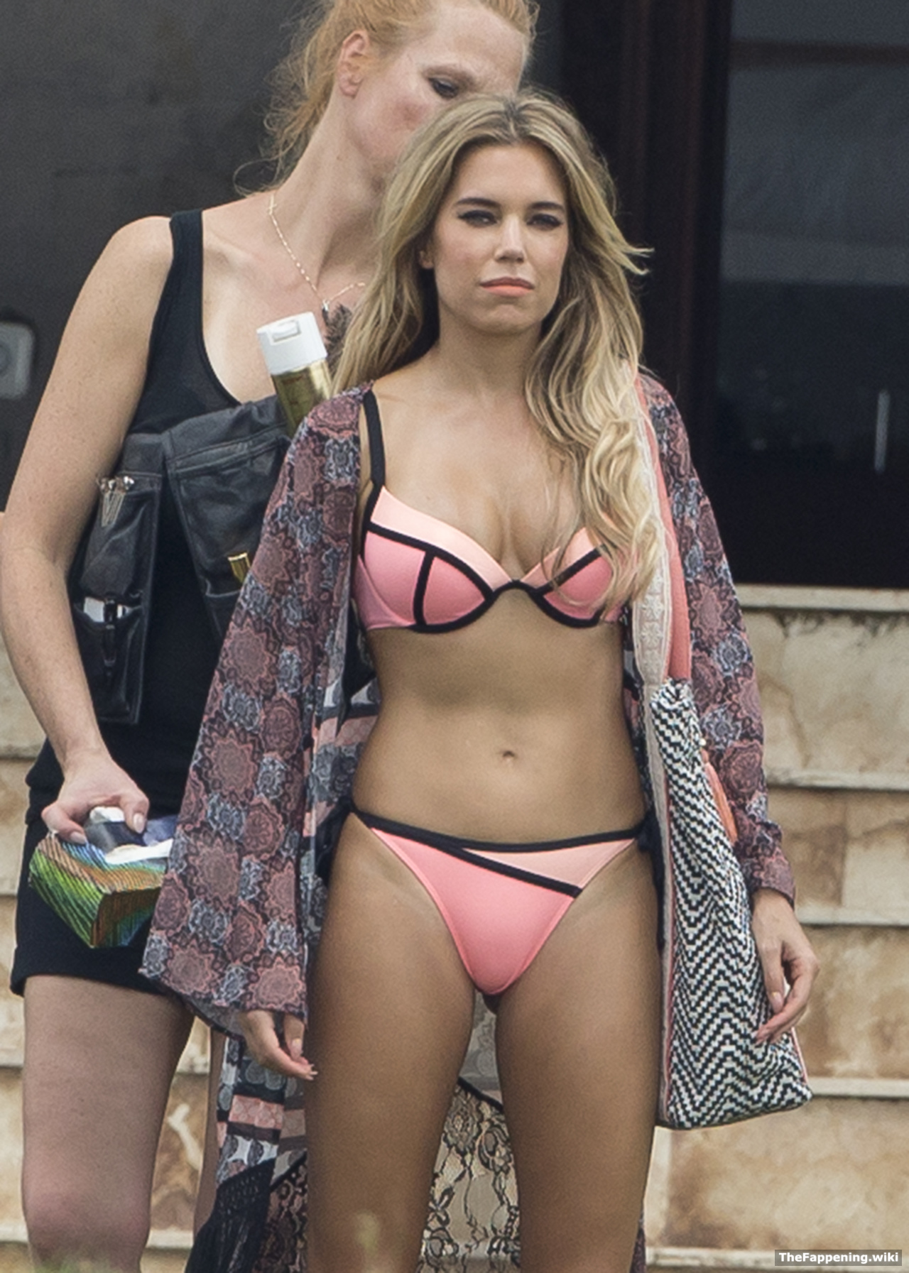 Sylvie van der vaart nude fake