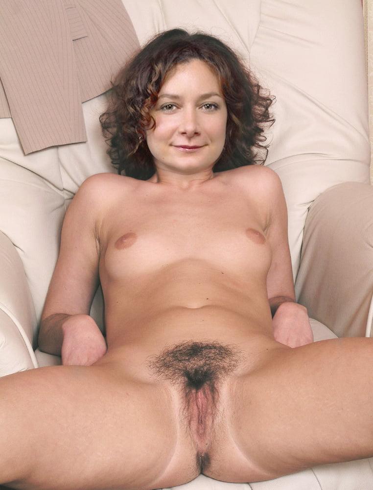 Sara gilbert fake porn