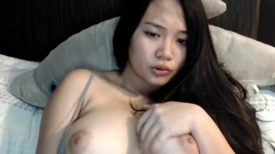 Asian lady big tits