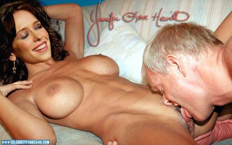 Jennifer love hewitt naked pussy
