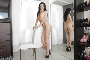 Chubby ass mature nude