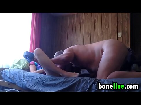 Married couple has sex
