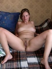 Home mature at wife naked