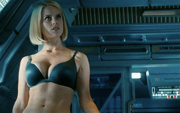 Star trek alice eve nude