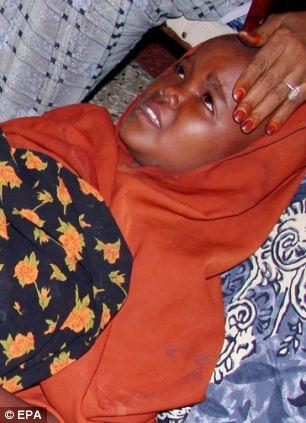 Somali teen porn pic
