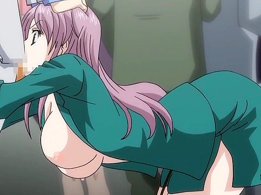 Sexy boobs uncensored anime