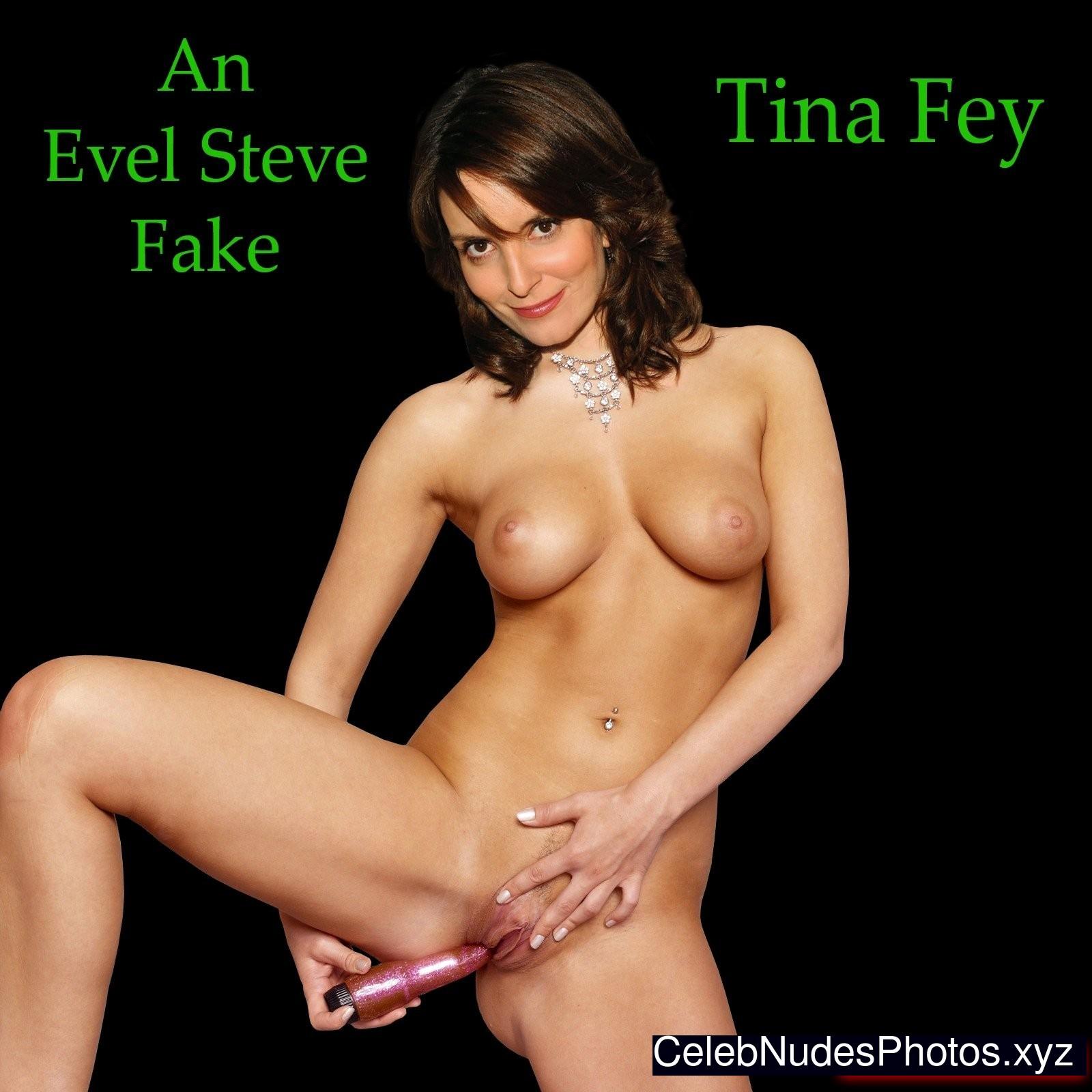 Tina fey nude fakes