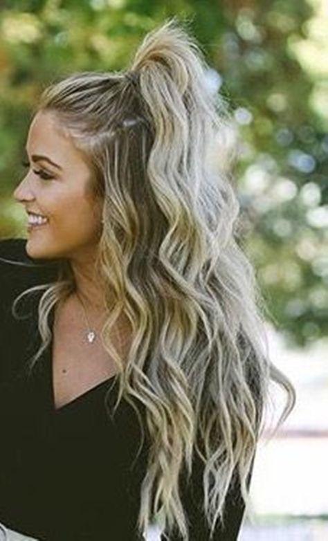 Preppy teen girls hairstyles