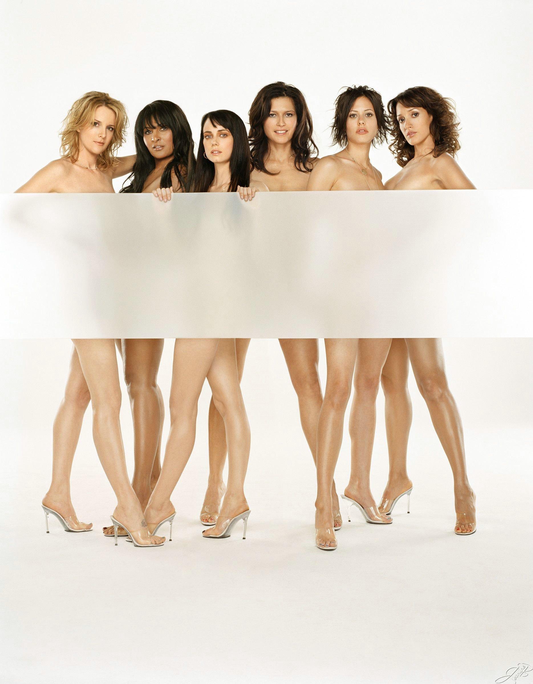 Jennifer beals l word nude scenes