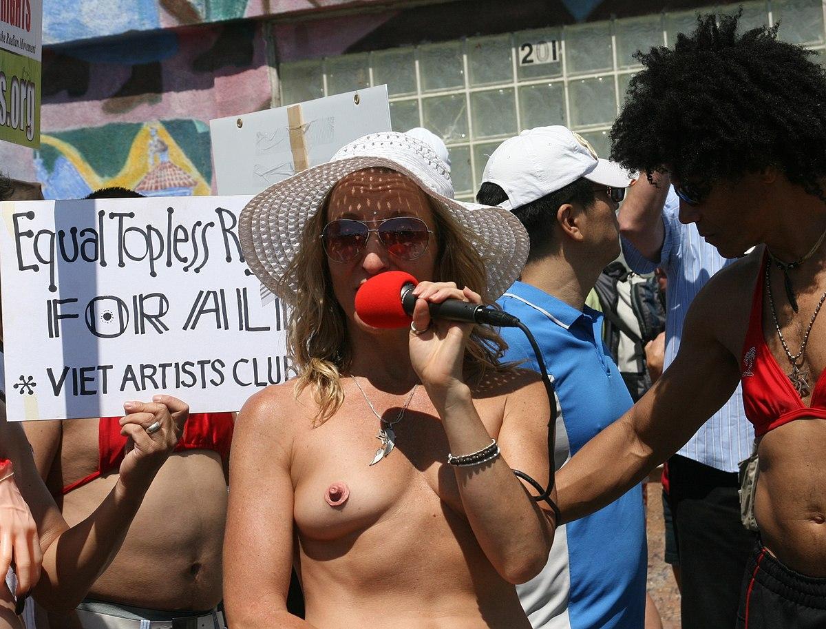Nude march portland maine