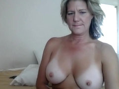 Nude mature women with tan lines