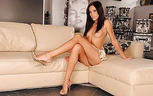 French maid threesome porn