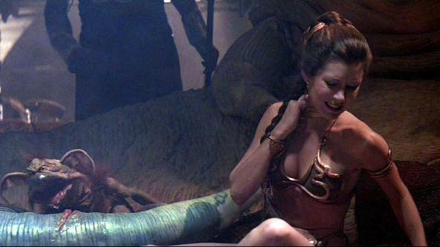 Star wars princess leia slave sex