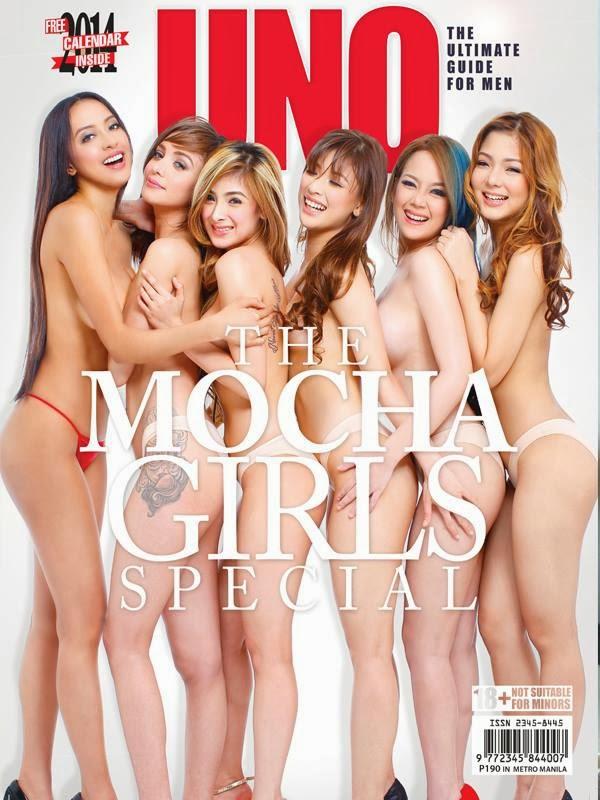 Mocha girls nude pics