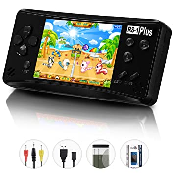 Handheld gaming for adults