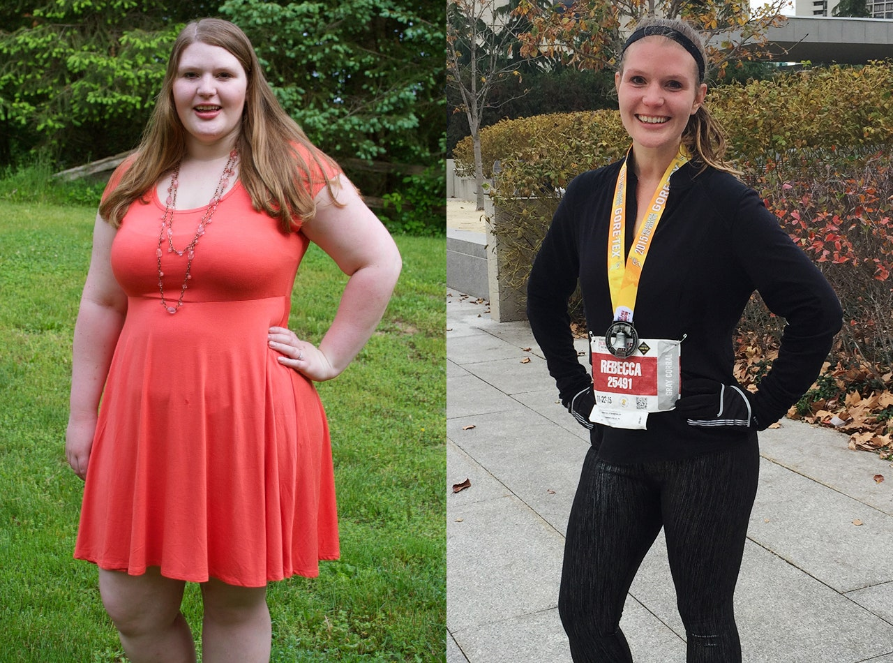 Teen weight loss stories