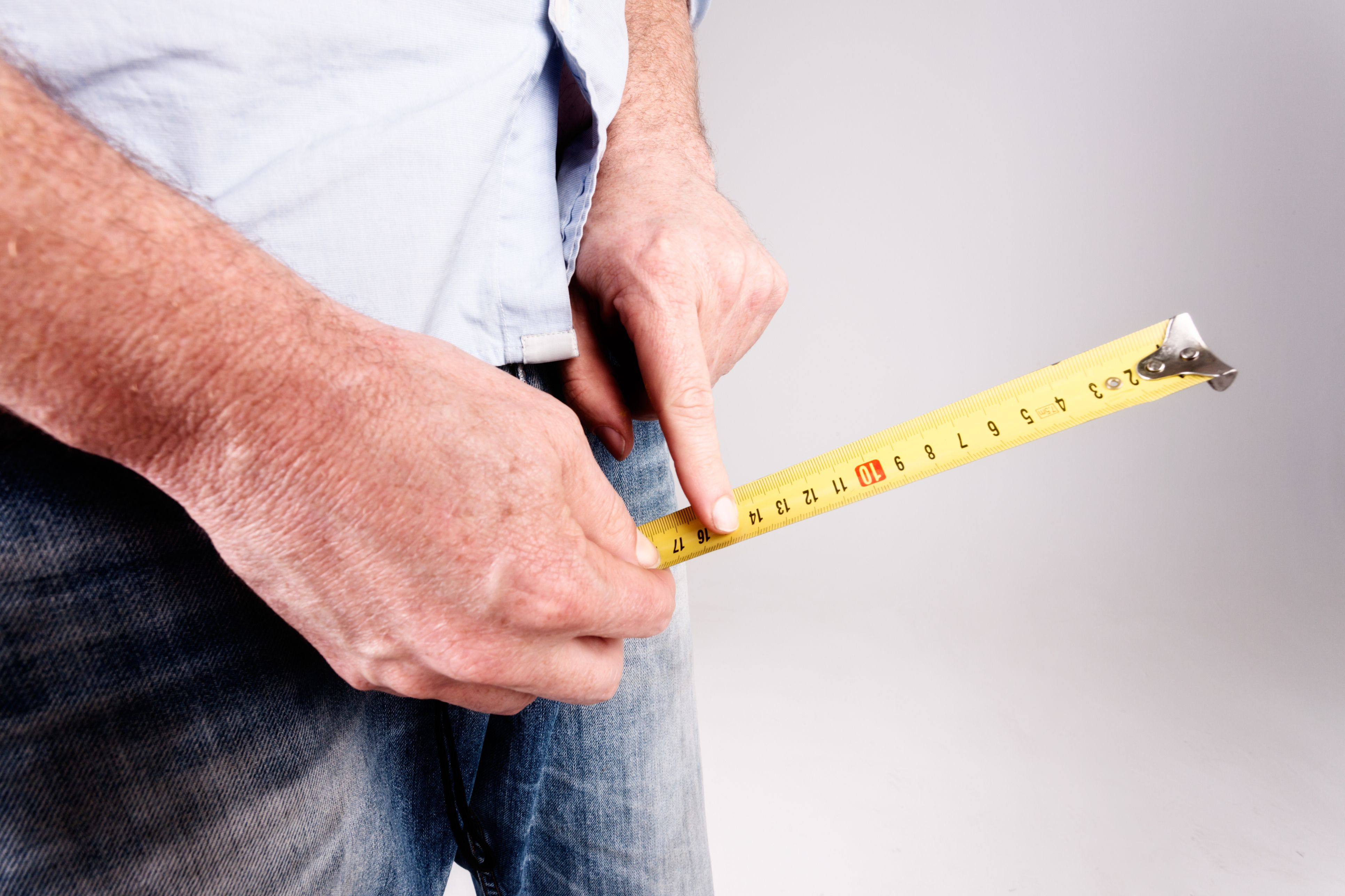 Measuring your penis house