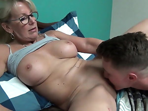 Fat old woman fuck hot