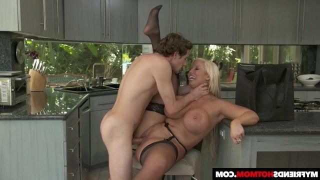 Best friends mature mom big tits