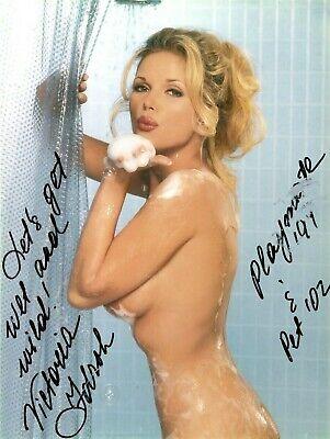 Shower naked playboy girl