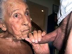 Cum ib old grandma