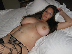 Mom big naked tit