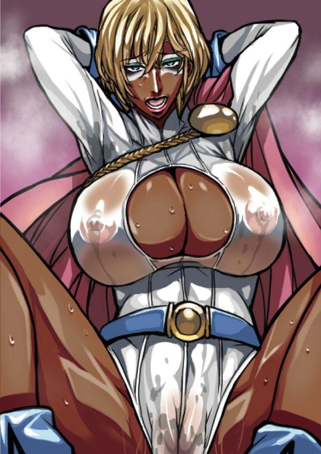 Power girl dc porn marvel