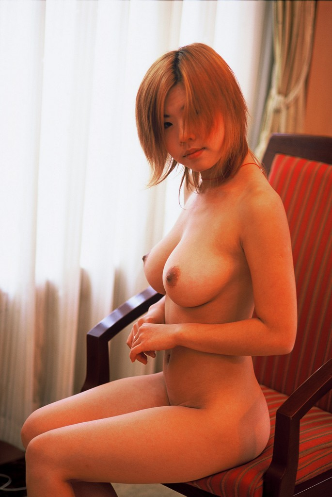 Girls with big tits short hair