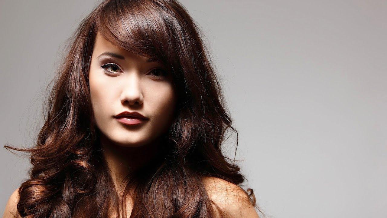 Best hair colour for asian hair