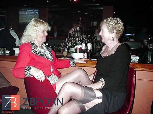 Tumblr granny stocking tops