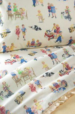 Dick and jane boys retro furniture
