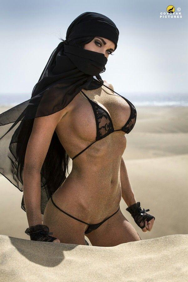 Captions nude arab girls