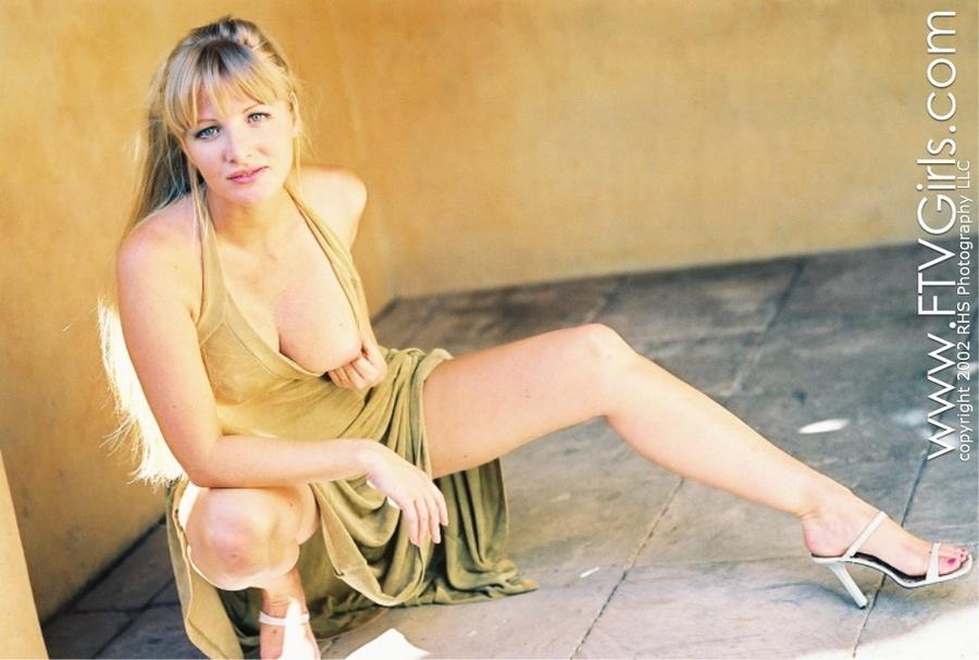 Cassandra big tits dress