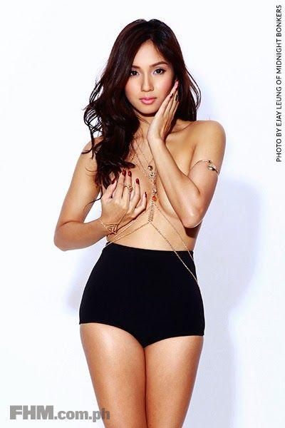 Roxanne barcelo fhm sexiest women