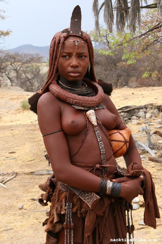 Native african girls naked