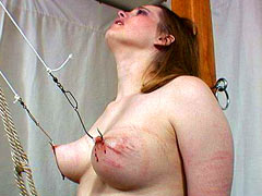 Cut the breast porn