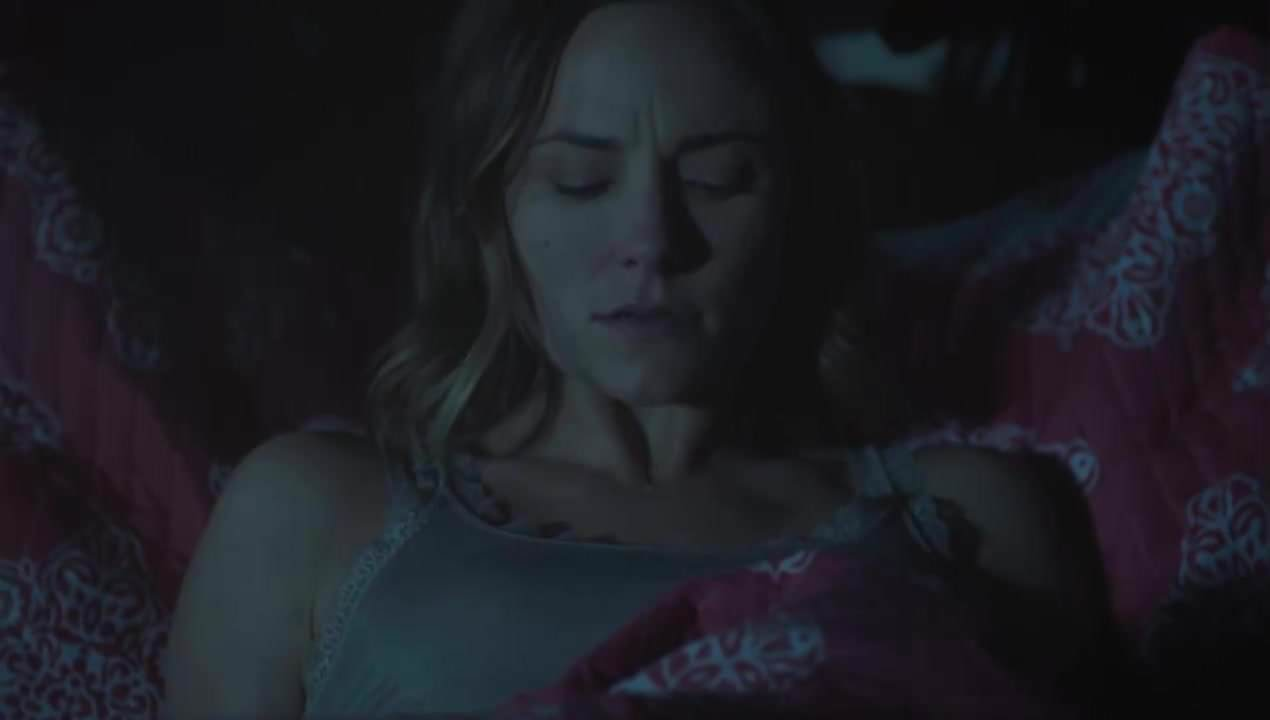 Briana evigan nude scene